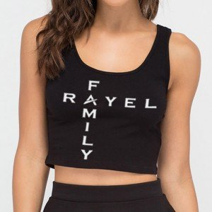 Rayel Family Female Crop Top