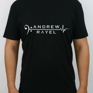 My Heart Beats to Andrew Rayel Male T Shirt