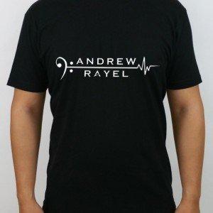My Heart Beats to Andrew Rayel Male T Shirt
