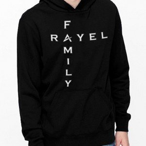 Rayel Family Unisex Pullover Hoodie