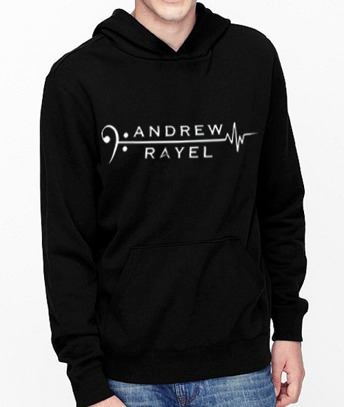 My Heart Beats to Andrew Rayel Unisex Pullover Hoodie