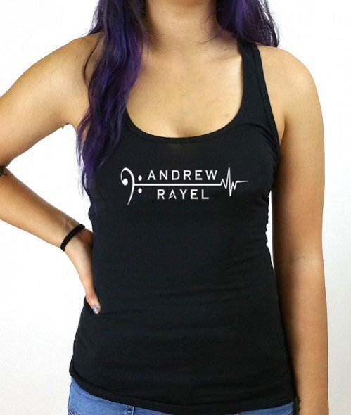My Heart Beats to Andrew Rayel Female Tank