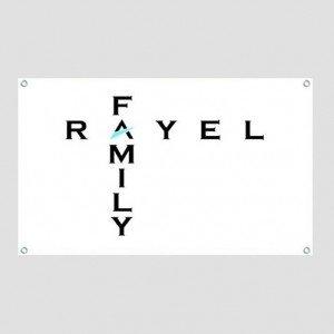 Rayel Family Flag