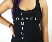 Rayel Family Female Tank Top