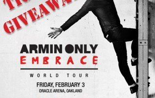 Armin Only Embrace Neon Owl Live Nation Ticket Giveaway