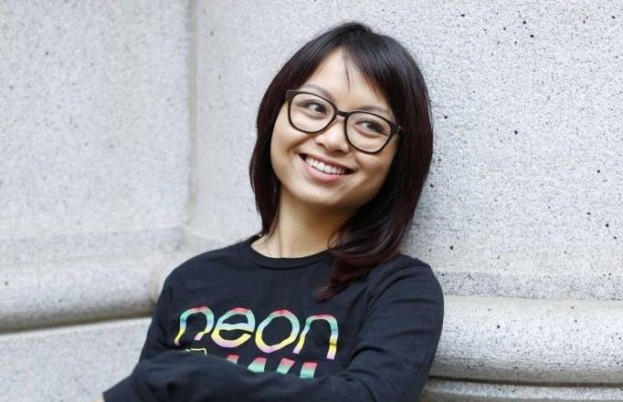 Future Sharks Elaine Huang Neon Owl