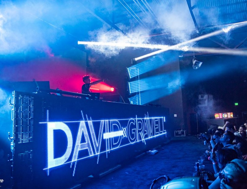 What's Coming Up Next for David Gravell?