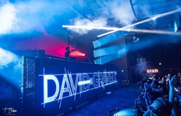 David Gravell ETD Love photo by T Blaze - Neon Owl