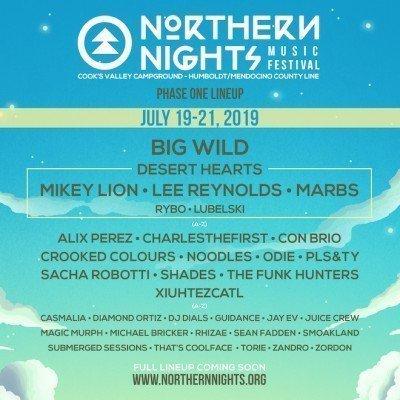 Northern Nights 2019 - Neon Owl